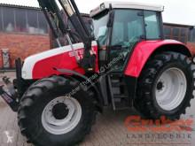 Tractor agrícola Steyr 9105 usado