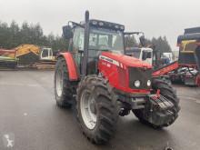 Tractor agrícola Massey Ferguson 5445t3 Dyna4 *ACCIDENTE*DAMAGED*UNFALL* usado