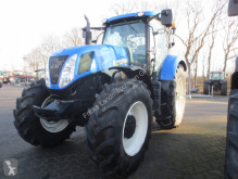 Tractor agricol New Holland T7060 second-hand