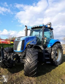 Tracteur agricole New Holland T8040 occasion
