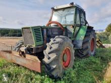 Tracteur agricole Fendt 120E18 6 L 180 CV occasion