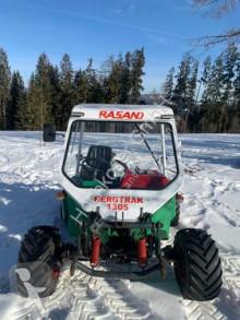 Tracteur de pente