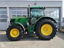 John Deere 6215 R farm tractor used