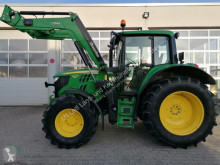 John Deere 6120 M farm tractor used