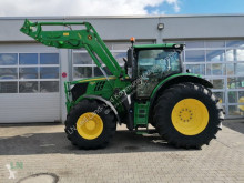 John Deere 6175 R farm tractor used