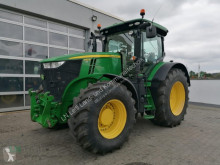 John Deere 7310 R farm tractor used