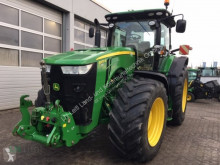 John Deere 8370 R farm tractor used