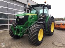 Tractor agrícola John Deere 6210 R Auto Powr usado