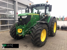 John Deere 6195 R Auto Powr farm tractor used