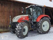 Tractor agrícola Steyr Profi CVT 4130 usado