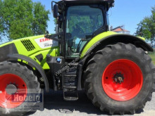 Tracteur agricole Claas Axion 810 C-MATIC occasion