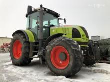 Tractor agrícola Claas ARES 697 ATZ Hexashift