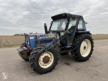 New Holland 110-90 DT farm tractor used