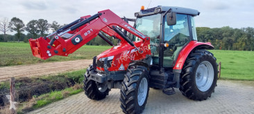 Tracteur agricole Massey Ferguson 5610 Dyna 4 occasion