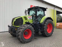 Tracteur agricole Claas AXION 830 CEBIS occasion