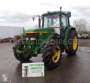 Tarım traktörü John Deere tracteur agricole 6510