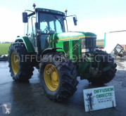 Tractor agricol John Deere tracteur agricole 7600 second-hand