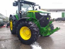 John Deere 7250R FKH FZW farm tractor used
