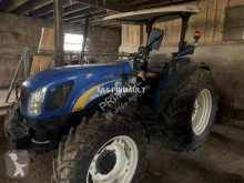 Tracteur agricole New Holland T 4020 occasion