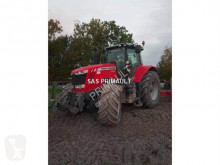 Tractor agrícola Massey Ferguson 7724 usado