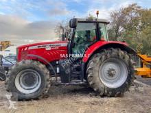 Tractor agrícola Massey Ferguson 7485 DYNAVT usado