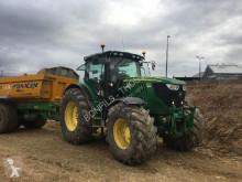 Mezőgazdasági traktor John Deere 6210R használt