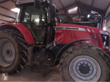 Tracteur agricole Massey Ferguson 7619 dyna 6 occasion