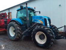 New Holland T 8050 farm tractor used