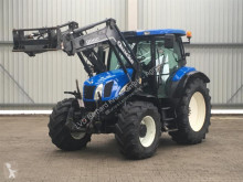 New Holland TS 110 A farm tractor used