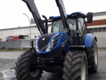 Landbouwtractor New Holland T6.165 EC tweedehands