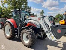 Tracteur agricole Steyr MULTI 4120 + FZ 30.1