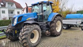 Lantbrukstraktor New Holland T 7040 Autocommand begagnad