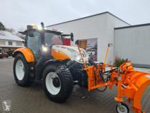 Tractor agrícola Micro tractor Steyr PROFI 4135 CVT KOMMU