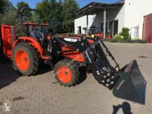 Tractor agrícola Kubota L 1501 HDW +Alö X1 S Micro tractor usado