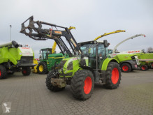 Tracteur agricole Claas ARES 657 ATZ COMFORT occasion