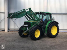 John Deere 6420 Premium farm tractor used