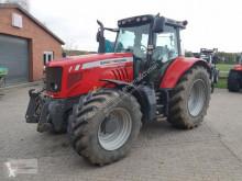 Tracteur agricole Massey Ferguson 7480 Dyna VT occasion