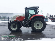 Tractor agrícola Steyr 6160 CVT usado