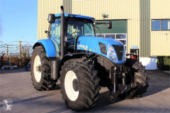 Tractor agrícola New Holland T 7.250 PowerCommand usado