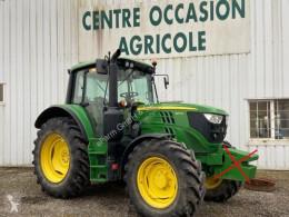 Tractor agrícola John Deere 6M 6110m usado