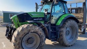 Tractor agrícola Deutz-Fahr 7250 TTV agrotron ttv 7250 usado