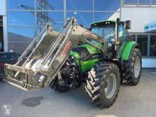 Deutz-Fahr 6180 p agrotron Landwirtschaftstraktor gebrauchter