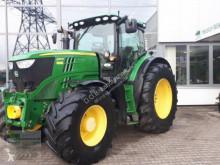 Tractor agrícola John Deere 6210 R usado