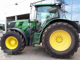 Tracteur agricole John Deere 6210 R occasion