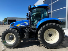 Tracteur agricole New Holland T6070 occasion