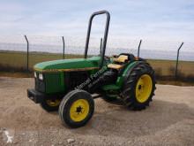 Tracteur agricole John Deere 5500N occasion
