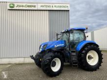Tractor agrícola New Holland T7.250 PC usado