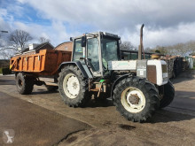 Tarım traktörü Renault R7912T styx & aanhanger ikinci el araç