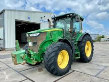 Tracteur agricole John Deere 7215 R occasion