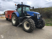 Tracteur agricole New Holland T 7.250 occasion